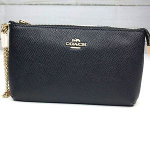 Coach  Large Wristlet Clutch Wallet NWT
